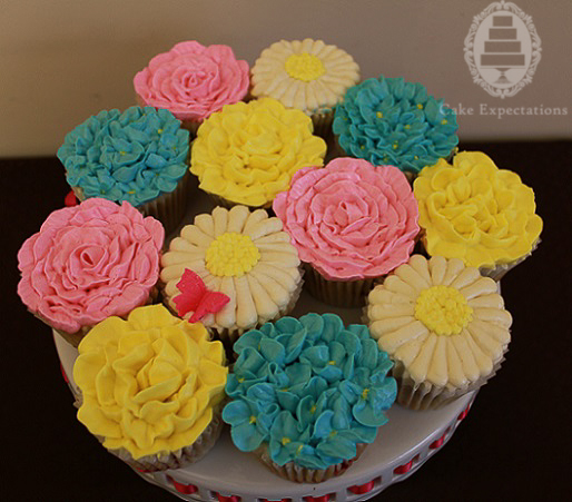 Mother's Day Cupcakes 2013-2-